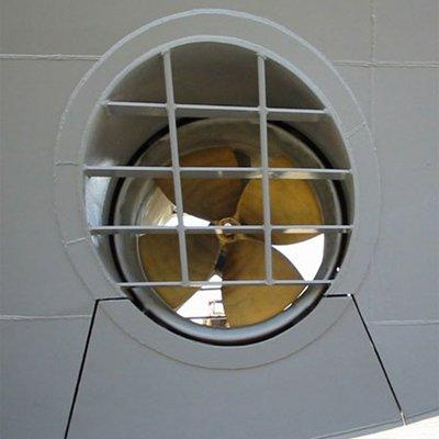 Thrustmaster TH6000MLR Retractable Tunnel Thruster