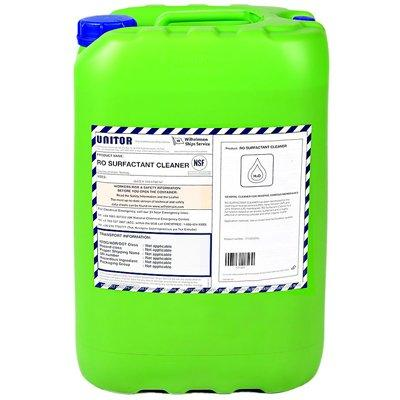 Wilhelmsen RO Surfactant Cleaner for cleaning of RO, NF and UF membranes