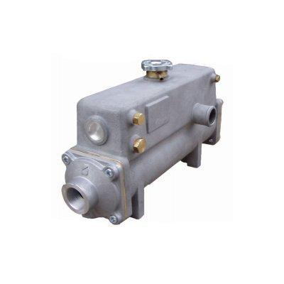 Scam Marine IT 400/100 E Header Tank Heat Exchanger