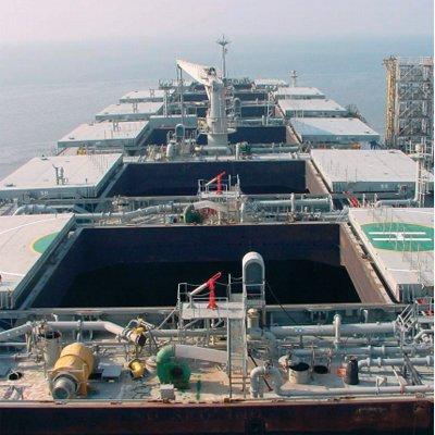 MacGregor Side rolling hatch cover for OBO vessels