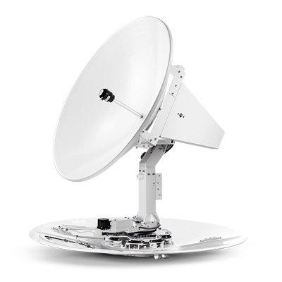 Intellian t100W - World's First & Only Global Satellite TV Service Reception