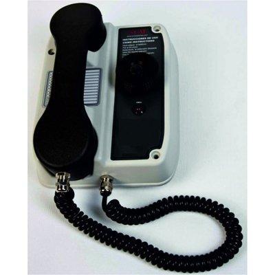 SCM Sistemas TA-MG-2-P single way sound powered telephone portable