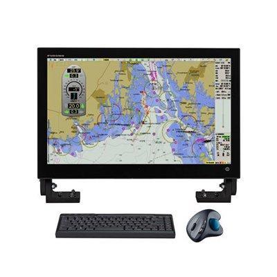 Furuno TECDIS 2728 Full HD resolution ECDIS (Panel-PC)