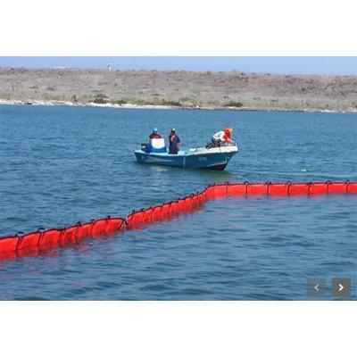 DESMI TROILBOOM GP1100 oil containment fence booms