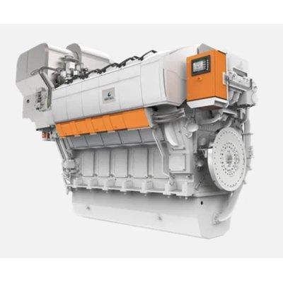 Wärtsilä 8V31DF new generation of medium speed engines