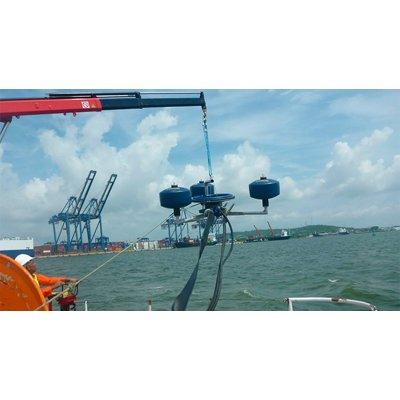 Lamor LWS 500 GTA 70 user-friendly oil recovery skimming unit