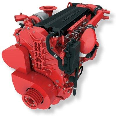 Cummins X15-DM Marine Propulsion and Auxiliary Engine (Fixed Speed)