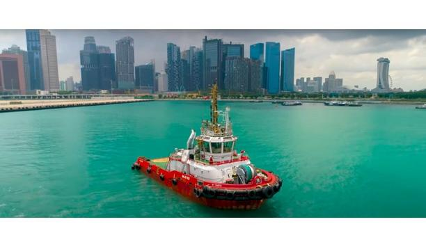 ABB and Keppel O&M collaborate on autonomous tug with remote operation