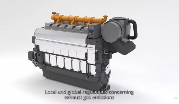 Alfa Laval explains how PureVent cleans crankcase gas from diesel engines