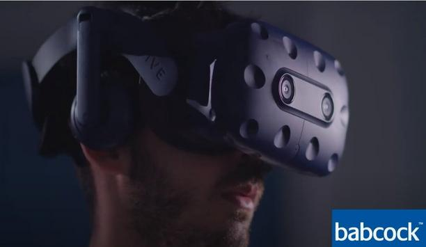 Babcock presents demo of it VR device