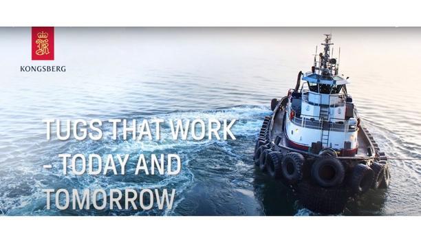 Kongsberg's tugs work - today and tomorrow