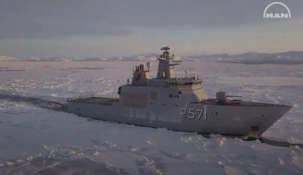 MAN Energy Solutions delivers ice class propelled OPV
